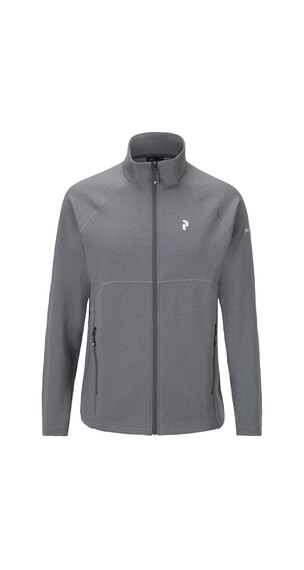 Peak Performance Will Zip sweater Heren grijs
